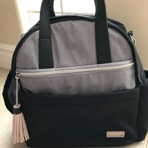 Skip hop Neoprene Nolita Diaper Backpack Like New